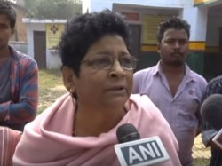 Principal Gets Facial At Government School Gorakhpur Uttar Pradesh