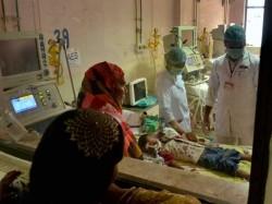 Kids Die Gorakhpur Brd Hospital 4 Days