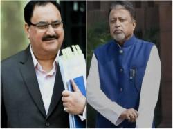 Mukul Roy Will Speak Central Health Minister Jp Nadda Over Dengi Issue
