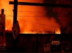 Fire At Armenian Ghat Godown Kolkata Is Still Not Under Control