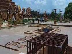 Mahishmati Kingdom Now Tourist Spot At Ramoji Film City