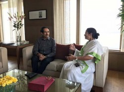 Mamata Banerjee Meets Uddhav Thackeray Mumbai