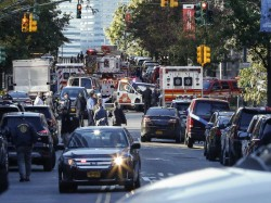 New York Attacker Is Soldier The Caliphate Isis Claims Responsibility