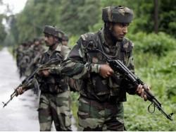 Assam Rifles Jawans Killed A Blast Chandel District Manipur