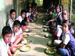 There Are Embezzlement Midday Meal Jalpaiguri Municipal Area