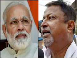 Bjp Is Facing Problem With Mukul Roy On Corruption Issue