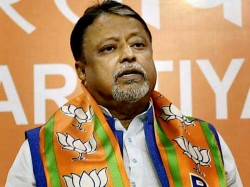 Mukul Roy Says That Tmc Minister Jyotipriya Mallick Is Infant