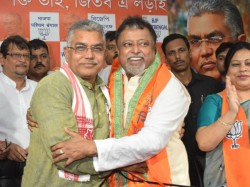 Bjp State President Dilip Ghosh Calls Change New Bengal