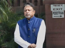 Police Files Fir Against Mukul Roy On Ritabrata Banerjee Rape Accused Case