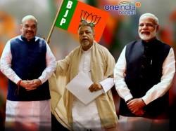 Mukul Roy Joins Bjp Today Presence Kailash Vijayvargiya