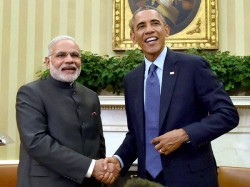 Barack Obama Meet Pm Narendra Modi On Thursday Delhi