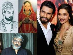 There Is No Dream Sequence Between Deepika Ranveer Padmavati Sanjay Leela Bansali