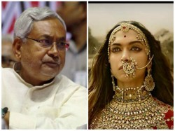 Nitish Kumar Says No Padmavati Bihar