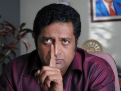 Prakash Raj Stands Beside Kamal Haasan Lashes On Terror