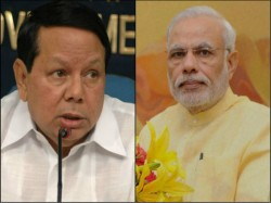 Pm Narendra Modi Express Condolances On The Death Congress Leader Priya Ranjan Dasmunsi