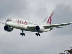 Woman Discovers Husband S Affair Mid Air Qatar Airways Forced Flight Divert Chennai