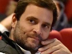 Rahul Gandhi Tweets His Black Belt Avatar