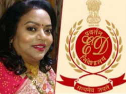 Ratna Chatterjee Wife Mayor Sovan Chatterjee Faces Ed Interrogation