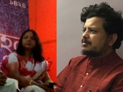 Archana Mazumder Apporoaches High Court Anticipatory Bail Ritabrata Banerjee Case