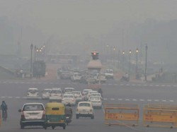Dust From Middle East Fog From Pakistan Brew Lethal Cocktail Delhi Smog