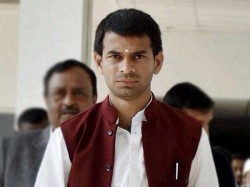 Tejpratap Yadav Slams Pm Narendra Modi Laluprasad Yadav S Security Issue