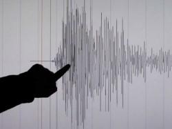 Strong Earthquake Hits Tibet Near India China Border