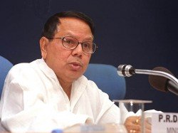 Priyaranjan Dasmunsi Became The Chief Competitor Jyoti Basu