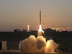 Saudi Arabia Intercepted Destroyed Ballistic Missile Over Riyadh