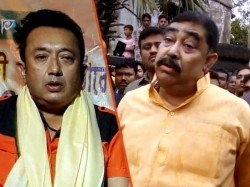 Bjp Leader Joy Banerjee Criticizes The Role Police Front Anubrata Mandal