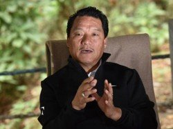 Gjm Rebel Leader Bimal Gurung Admits Bjp Backing Him Gorkhaland Issue