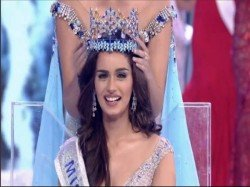 Manushi Chillar Wins Miss World Contest After 17 Years