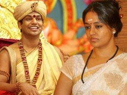 Swami Nithyananda Tamil Actress Ranjitha S 2010 Sex Tape Is Real Confirms Forensic Test