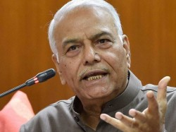 My Son Deserves Be Investigated So Does Jay Shah Says Yashwant Sinha
