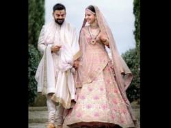 Unseen Pics Virat Kohli Anushka Sharma Wedding Tuscany Italy