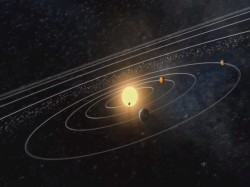 Eight Planets Found Orbiting Distant Star Nasa Says