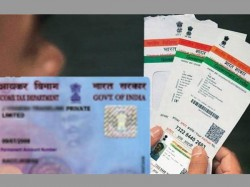 Government Extends Time Linking Aadhaar With Pan Till 31st March