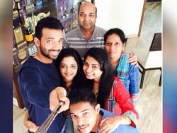 Ajinkya Rahane S Father Get Arrested Kolapur Police