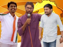 How Hardik Alpesh Jignesh Trio Has Made An Impact Gujarat Assembly Elections