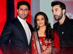 See The Fresh Friendship Bonding Between Abhishek Ranbir Aishwrya
