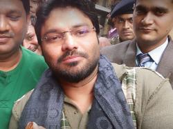 Bjp S Babul Supriyo Expresses Anger Over The Trinamool Congress Mla