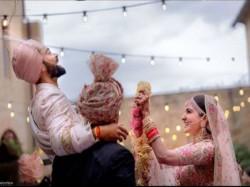 Now Virat Kohli Anushka Sharma Is Officially Married