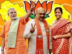 Twitter Reaction Bjp Leaders On Gujarat Himachal Assembly Winning
