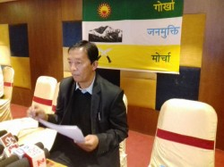 Part Gorkha Janamukti Morcha Leaders From Kalimpong Resign From The Party