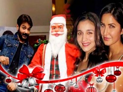 Bollywood Tollywood Stars Celebrates Christmas See Pics