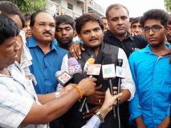 Hardik Patel Says Evms Decide Gujarat S Future