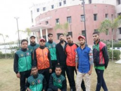Jamia Students Asked Quit Ncc Camp Or Shave Off Their Beards