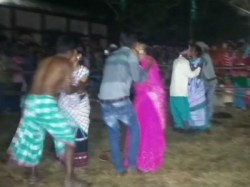 Jharkhand Mlas Land Trouble After Organising Kissing Contest Tribal Area