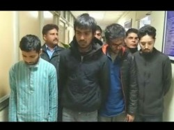 Narcotics Control Bureau Arrests Four Du Jnu Students On Charges Drug Pedaling