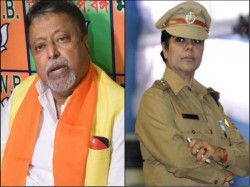 Mukul Roy Has Mentioned The Name Dgp Avoid Speculation About Bharati Ghosh