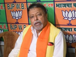 Mukul Roy Is Seating Top Post Election Committee Bjp